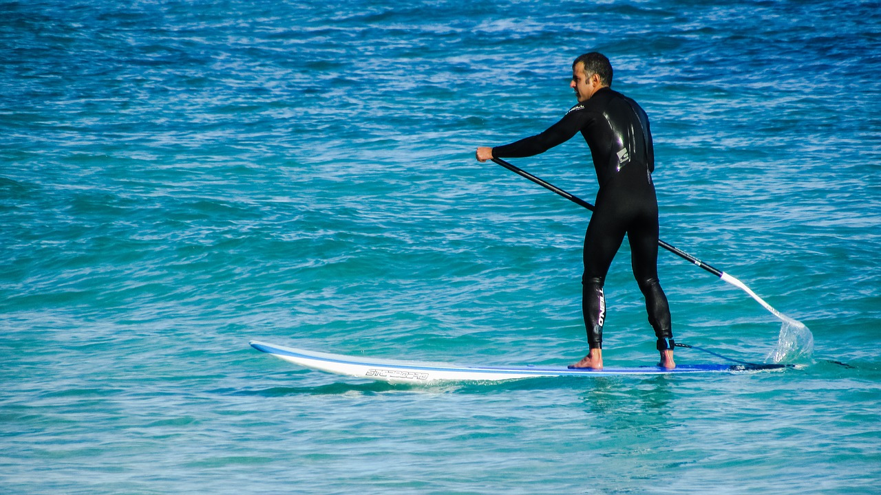 A Comprehensive Guide to Choosing the Right Stand Up Paddleboard